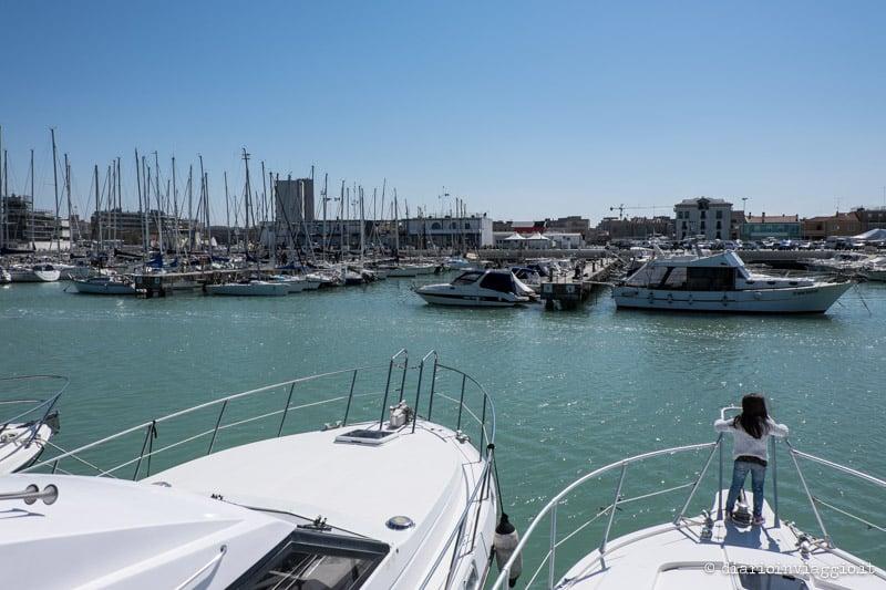 escursione in barca senigallia