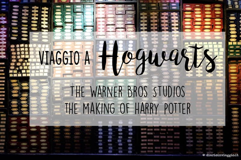 Visitare i Warner Bros Studios di Londra – The making of Harry Potter
