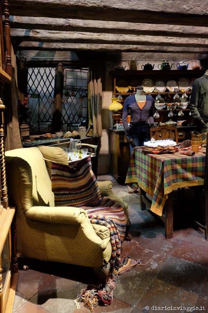 tana casa weasley