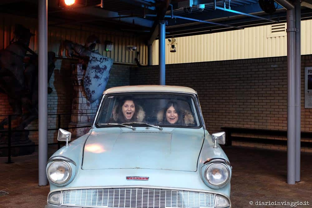 ford anglia harry potter