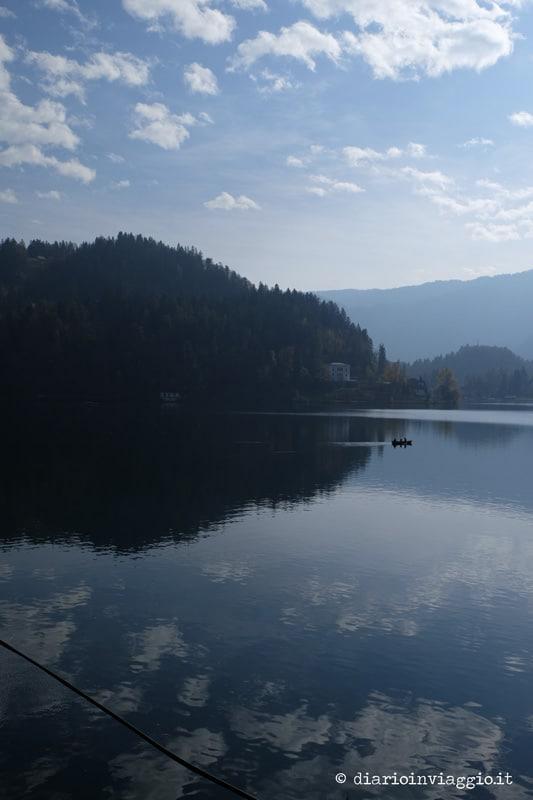 noleggia una barca lago di bled Slovenia