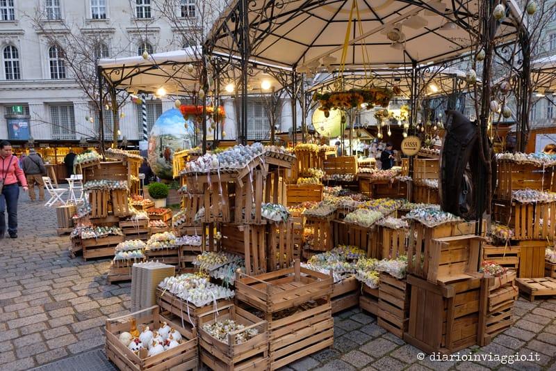 mercatini di pasqua Vienna freyung