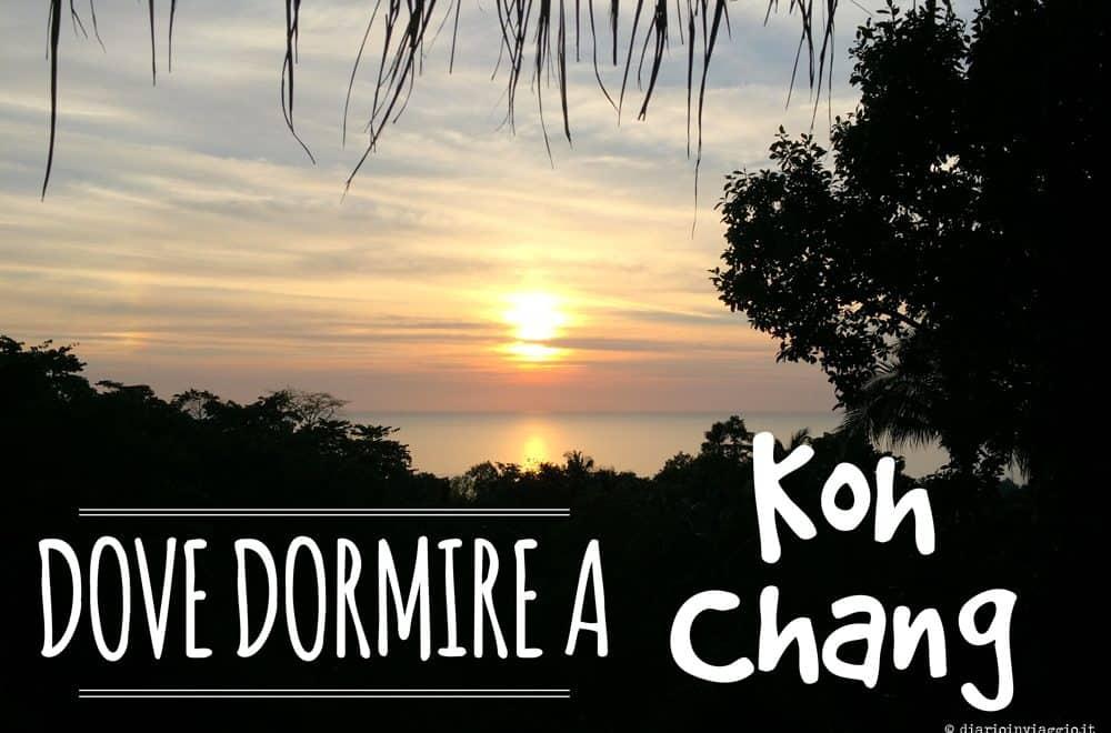 Dove dormire a Koh Chang nel cuore della giungla