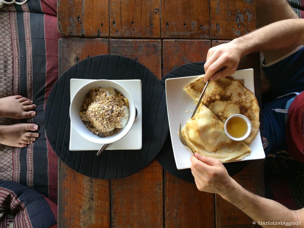 colazione oasis koh chang
