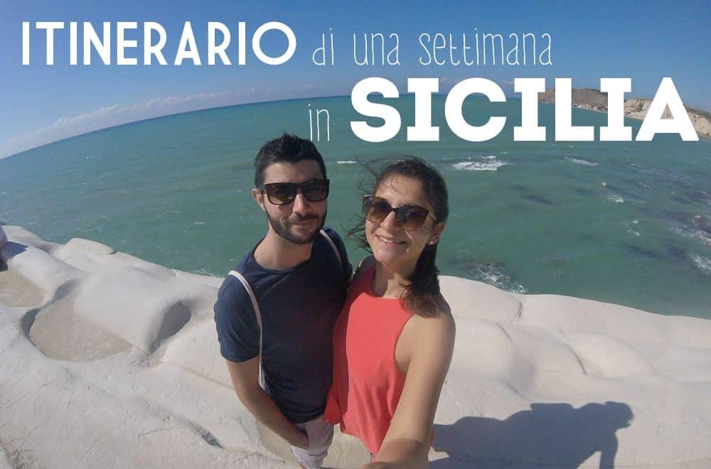 Il nostro itinerario di una settimana in Sicilia Orientale