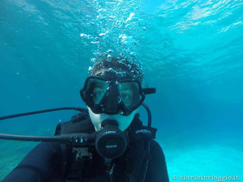 cosa fare a Lampedusa diving