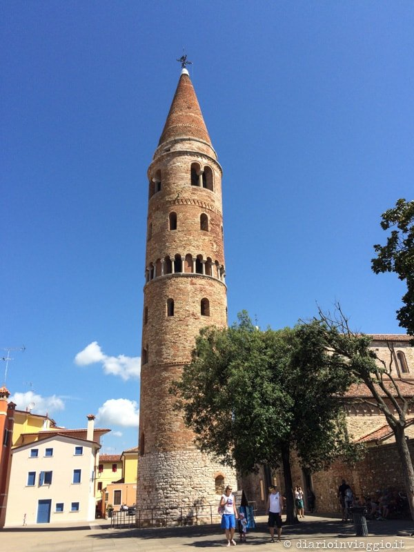 campanile di caorle
