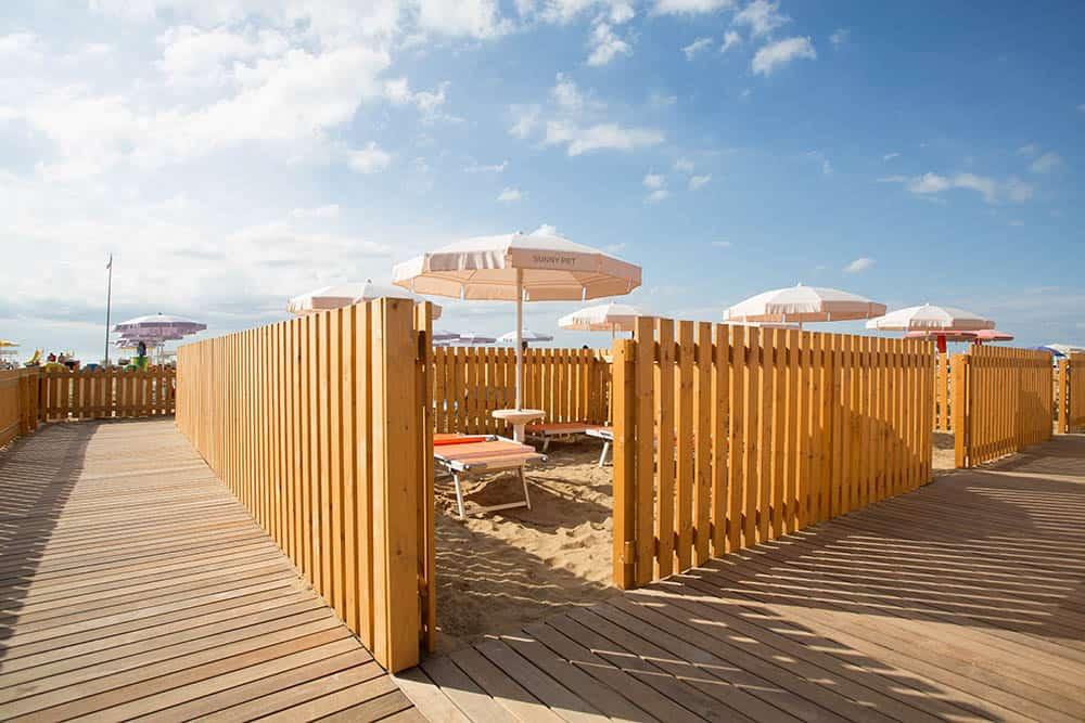 Sunny Pet spiaggia per cani Lignano Sabbiadoro
