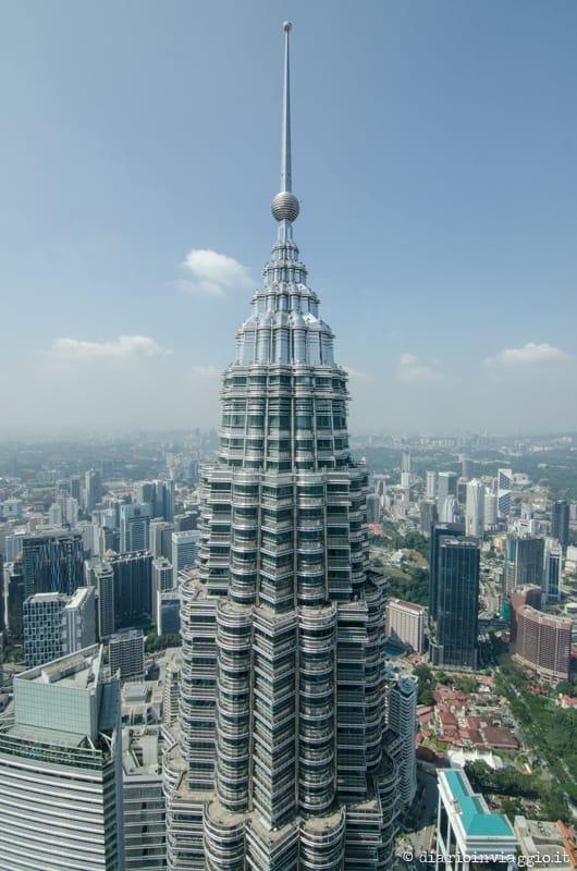 visitare le petronas towers kl