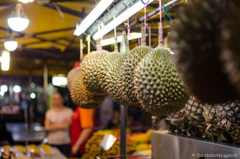 Alor street food market