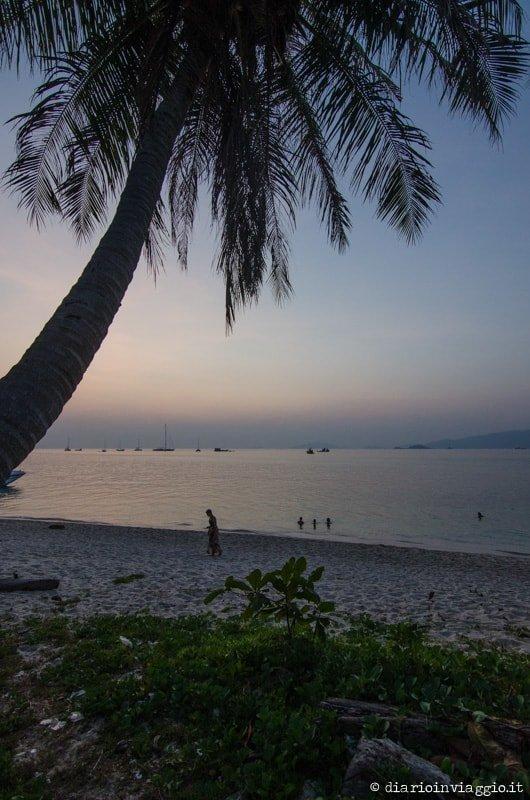 cosa fare a Koh Lipe tramonto