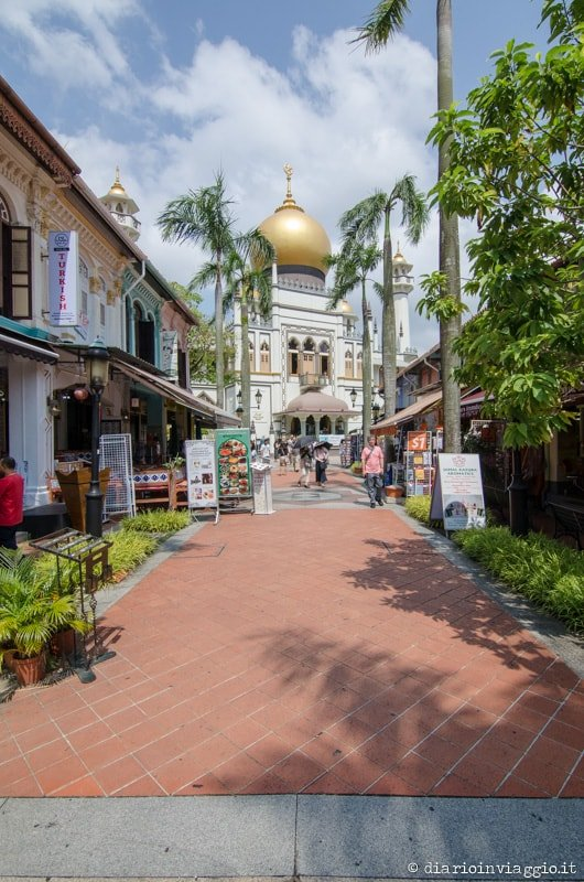 sultan mosque kampong glam