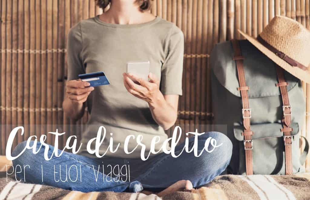 carta di credito viaggi