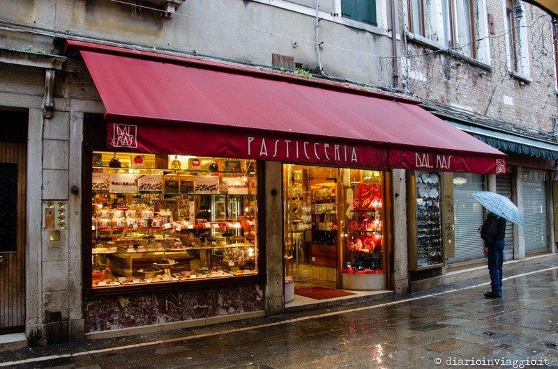 Le migliori pasticcerie di Venezia - Pasticceria Dal Mas