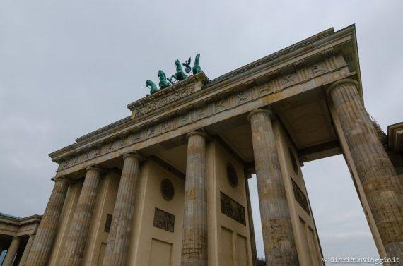luoghi della memoria di Berlino