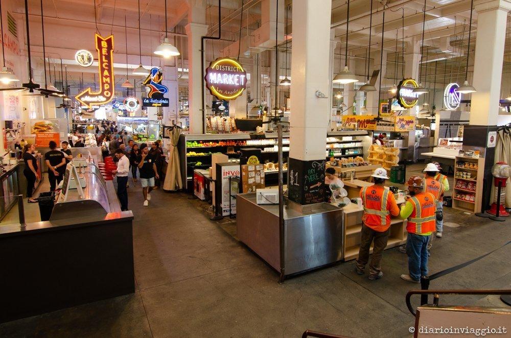 central market Los Angeles