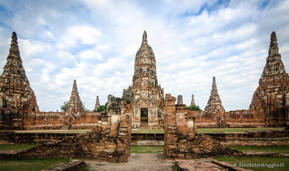 ayutthaya in treno da bangkok