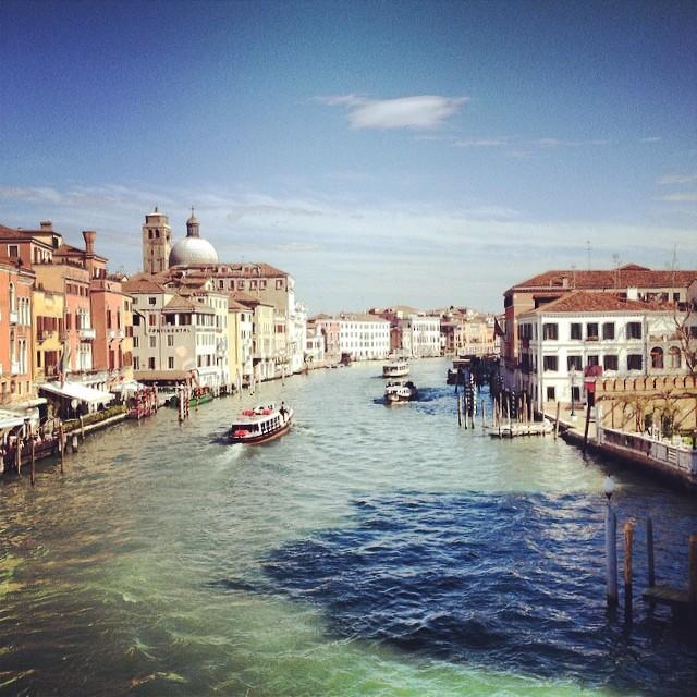 Venezia torna più volte durante il mio 2014, e vorrei che il 2015 fosse ancora più ricco di questi panorami