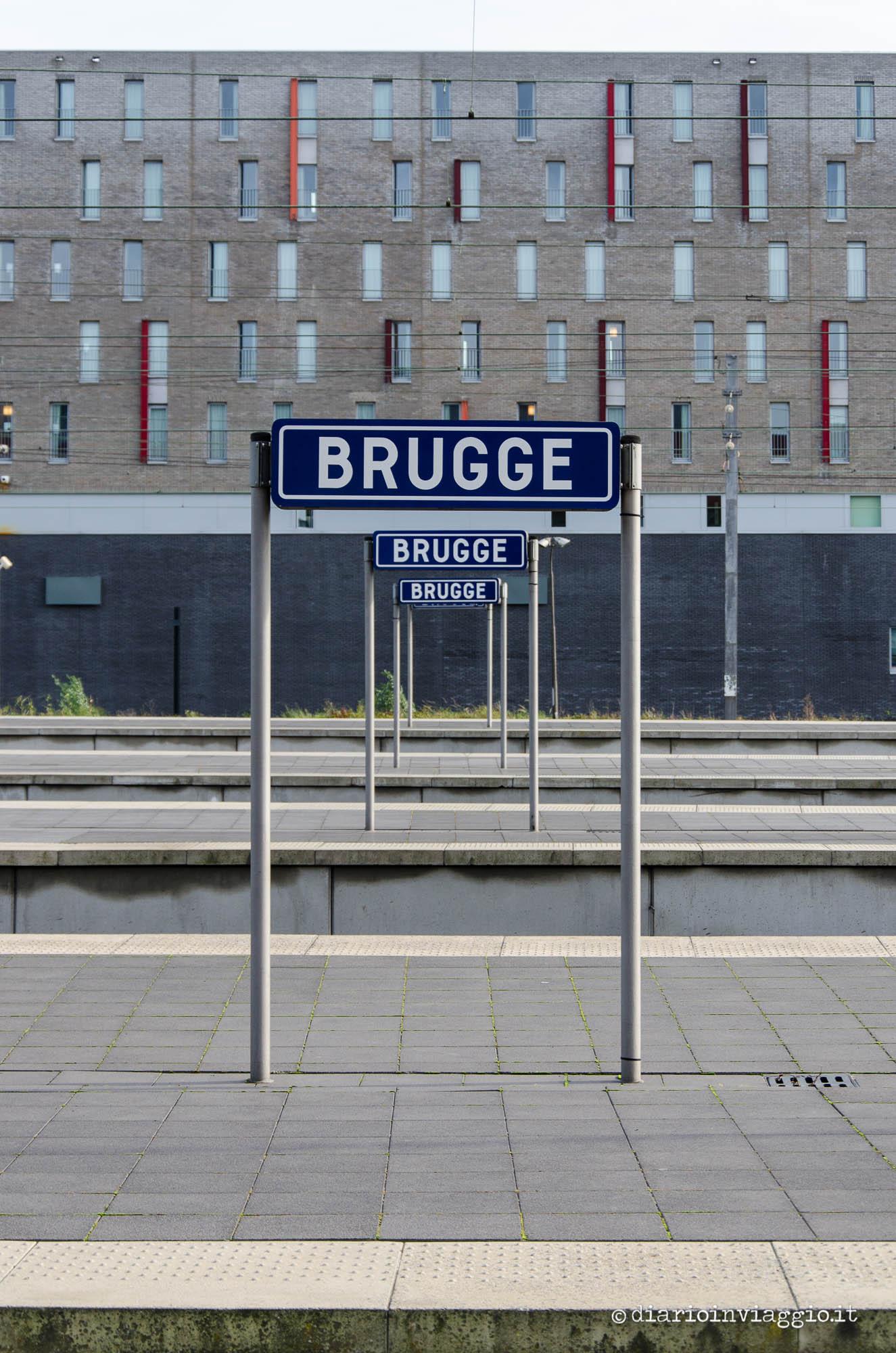Stazione di Bruges