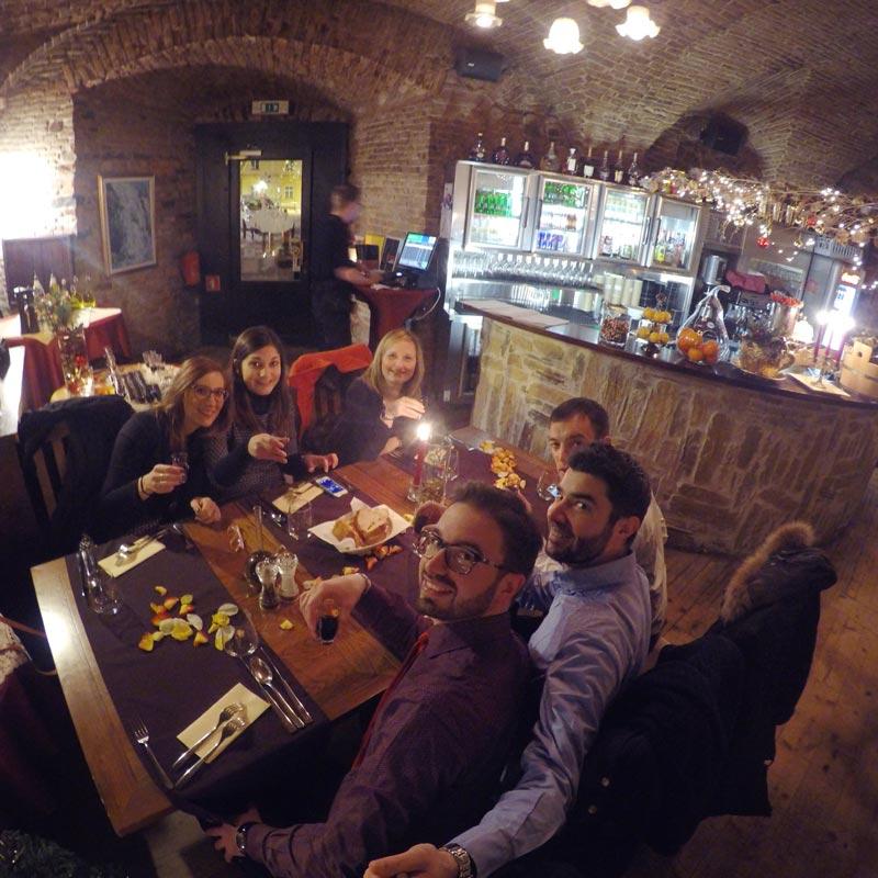 Benvenuto anno nuovo da Lubiana