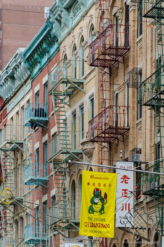 China Town - New York