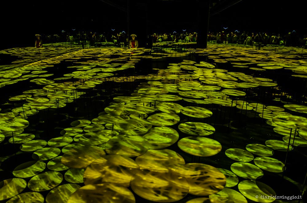 Padiglione Giappone expo Milano 2015