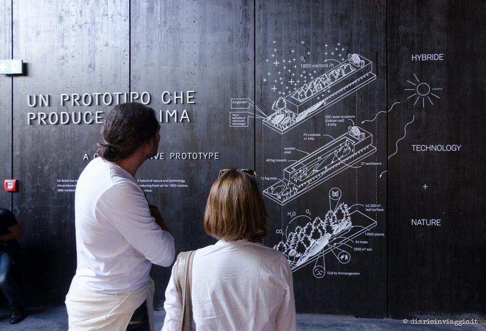 Padiglione Austria expo Milano 2015