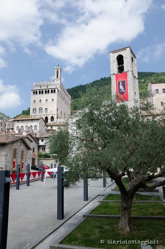 Piazzetta San Francesco - Gubbio