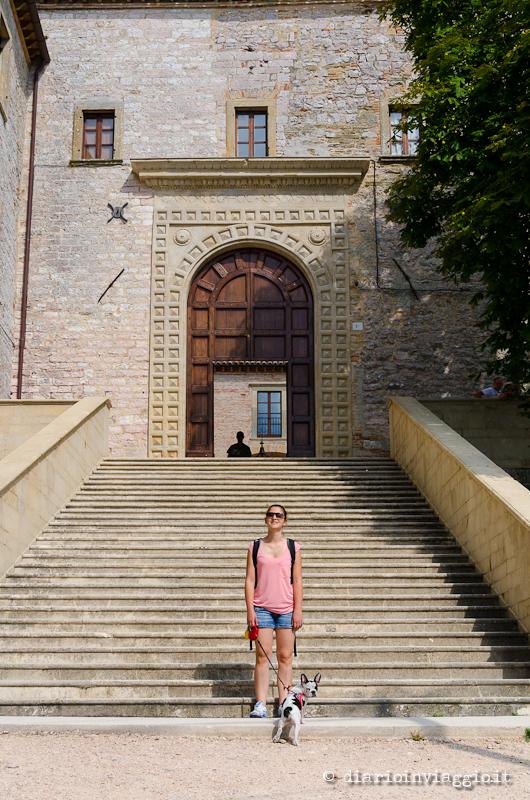 La Basilica di Sant'Ubaldo - Gubbio