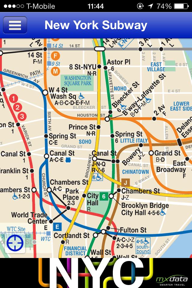 App Per Smartphone Consigliate Per Un Viaggio A New York