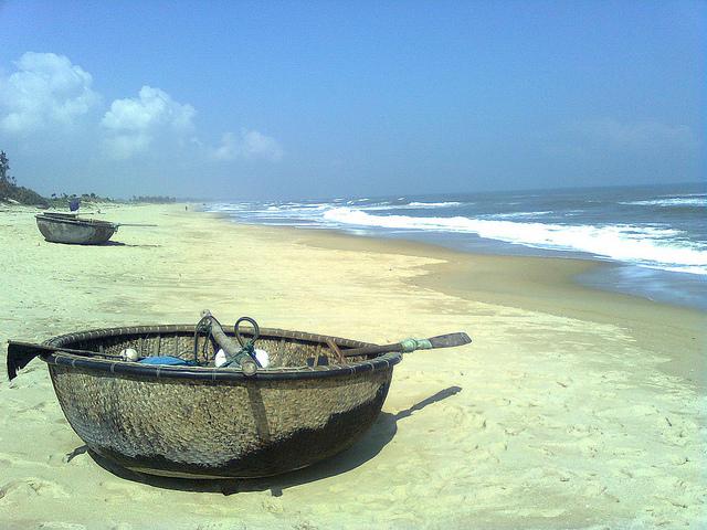 Spiaggia di Danang - Credits Vietnam And Cambodia