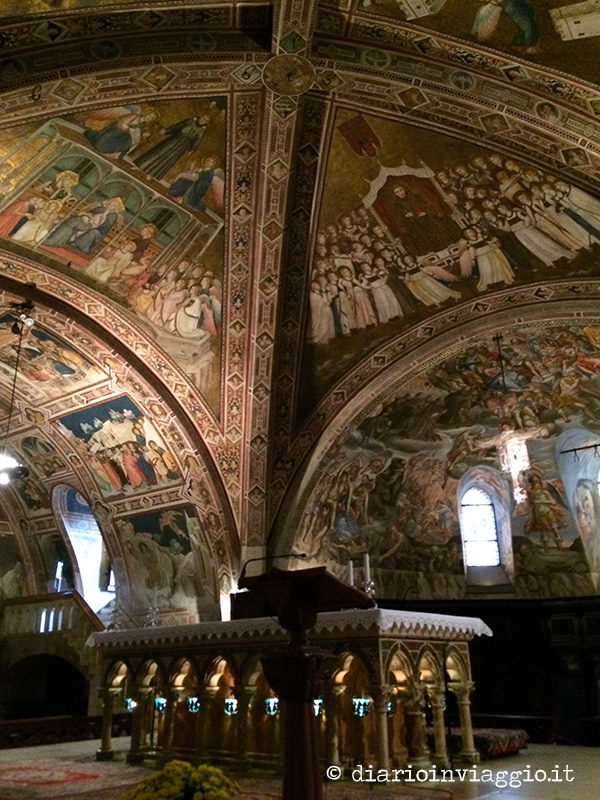 Basilica Inferiore di San Francesco, Assisi