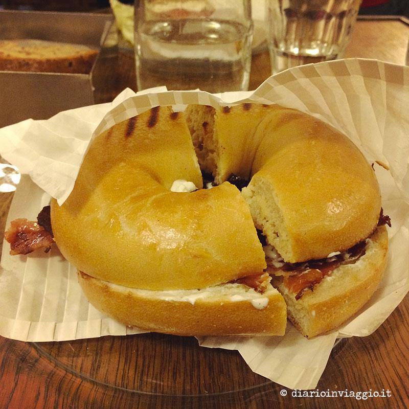 A Milano posso mangiare dal sushi ai bagel