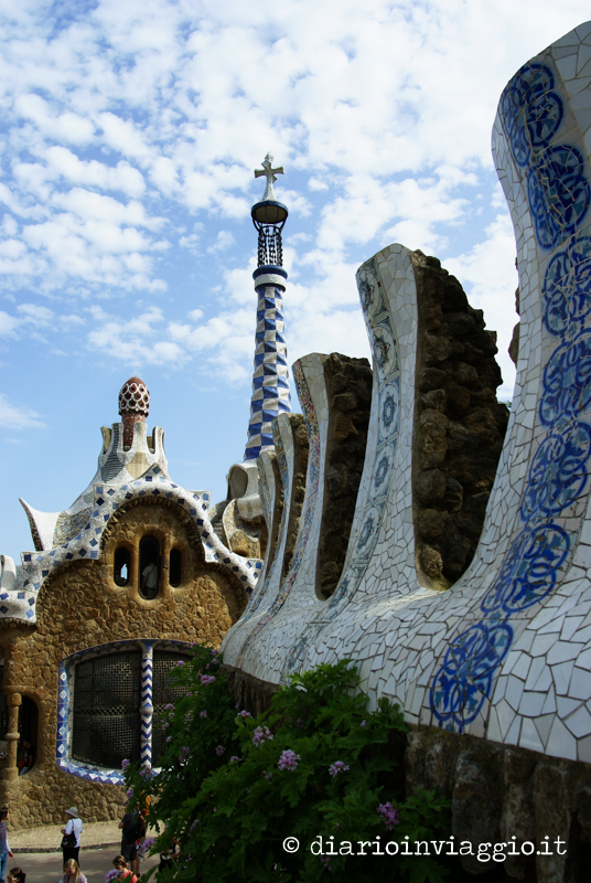 cosa vedere a barcellona parc guell
