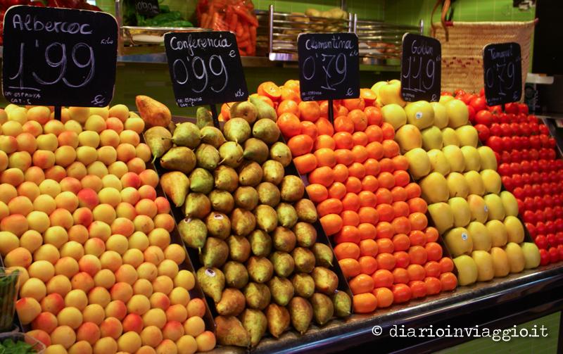 mercato della boqueria cosa vedere a barcellona