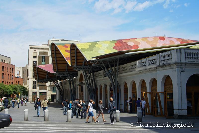 mercato di santa caterina cosa vedere a barcellona