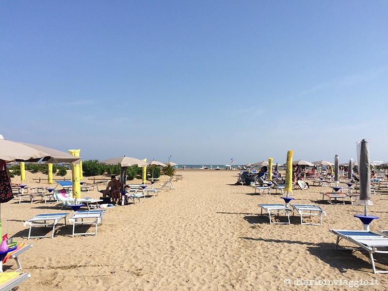 Bau Beach, Caorle