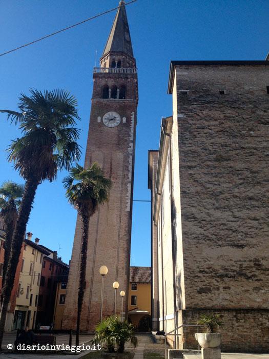 campanile pendente portogruaro