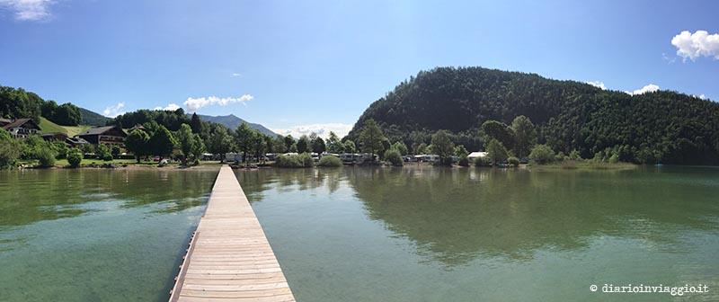 Camping Berau, Wolfgangsee