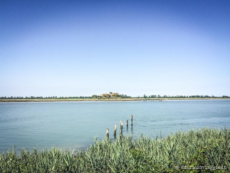 Panorami sulla laguna di Caorle
