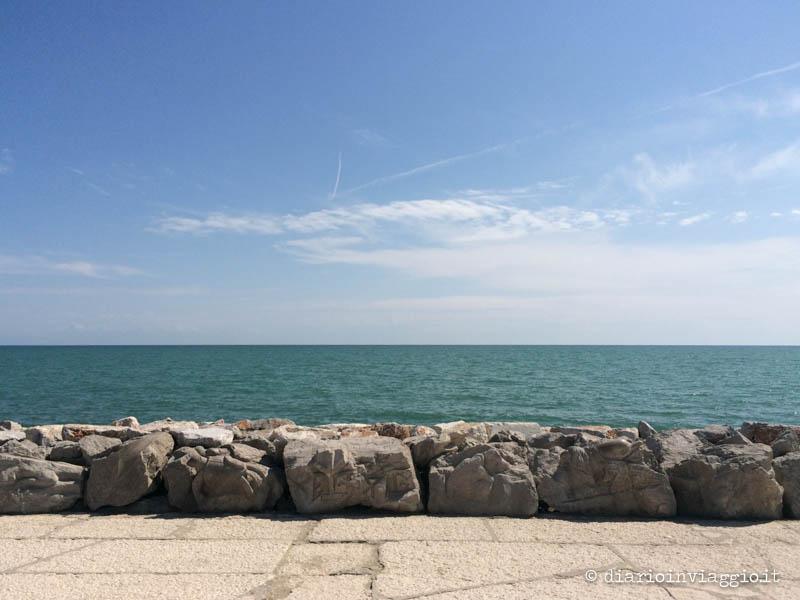 Passeggiata lungo mare, Caorle