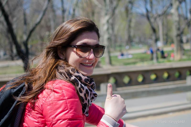 La sensazione pazzesca di andare in bicicletta a New York!
