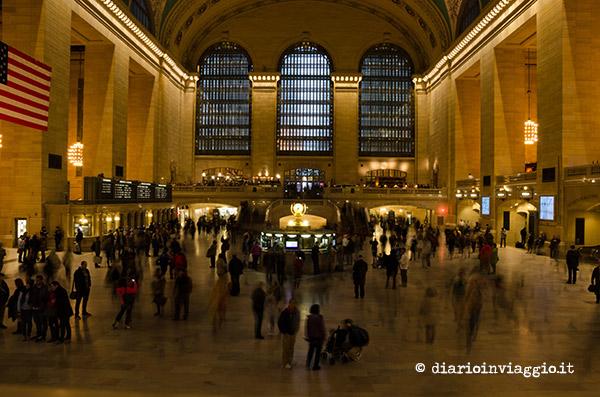 NY Central Station