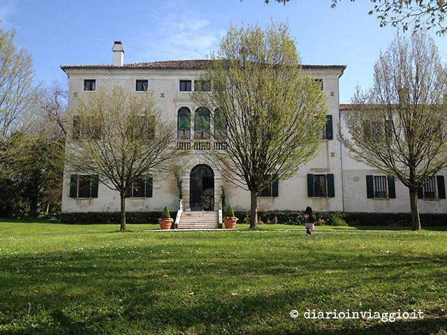 La villa di Cordovado