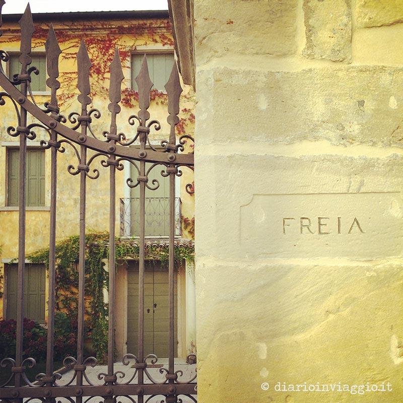 La casa di Freya Stark ad Asolo