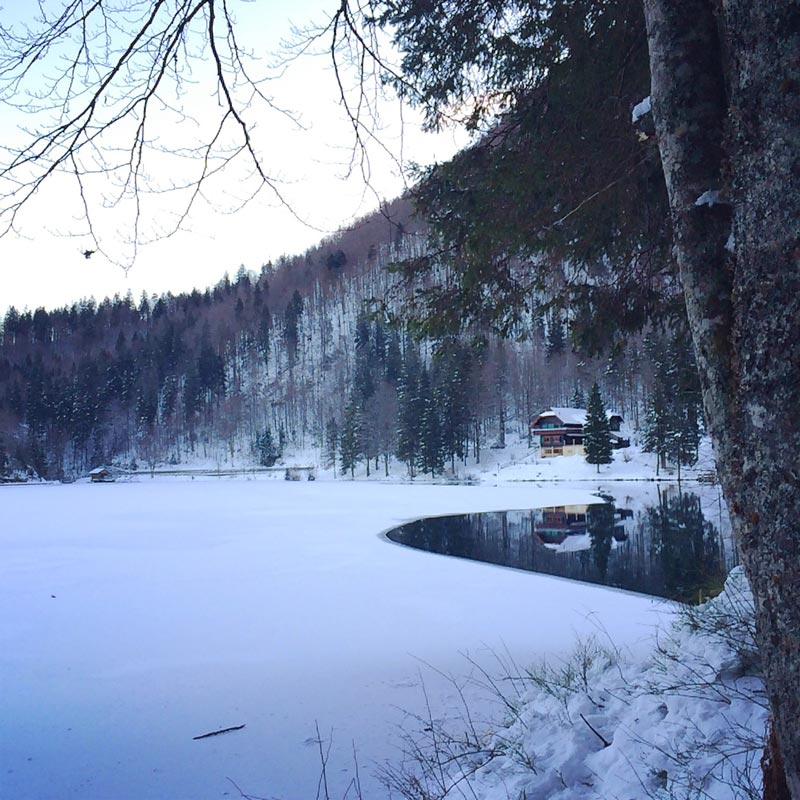 I laghi di Fusine, Tarvisio
