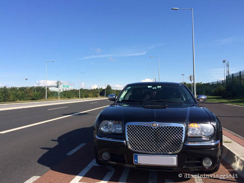 Il servizio di Blacklane: auto a noleggio con autista privato