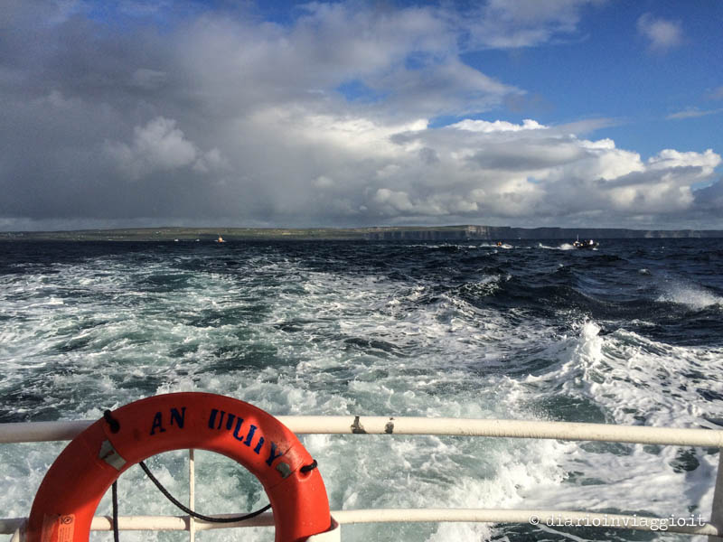 Ferry per le Aran Islands