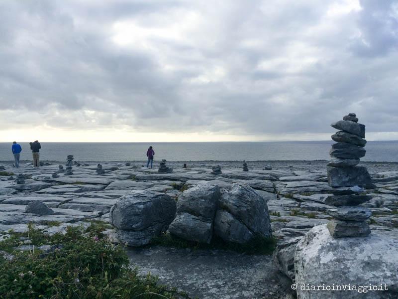 Il Burren, Irlanda