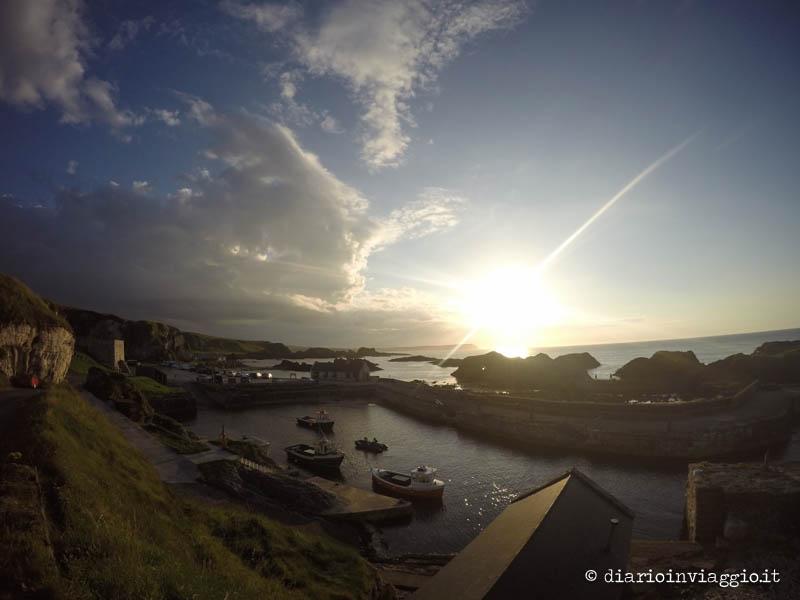 Ballintoy Habor, Irlanda del Nord
